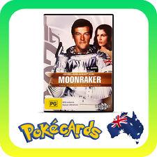 007 James Bond: Moonraker (DVD, 2007) - FREE POSTAGE!