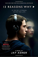13 Reasons Why Paperback Book 2017 Jay Asher New Free Shipping