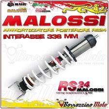 MALOSSI 4614618 AMMORTIZZATORE POSTERIORE RS24 336 mm VESPA PX150 2T euro 0-1