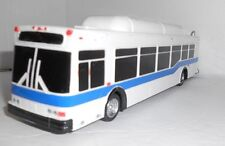 VERY  RARE  Nabi New York City Style Transit Low Floor Model Bus Replica