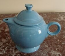 FIESTA Blue Turquoise 5-cup TEA POT TEAPOT