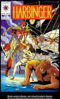 Harbinger #3 Valiant 1992 VF/NM