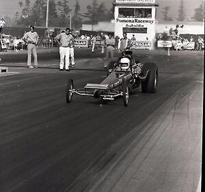 Don Garlits @ Winternationals - Pomona Raceway - Vtg 35mm Race Negative