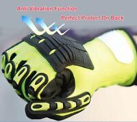Oil Safety Glove Shock Absorbing Mechanics Impact Resistant Work Gloves