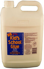 Helmar Kid's PVA School Glue 5L Make Slime