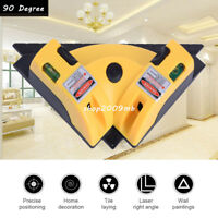 Hot Selling Right Angle 90 Degree Square Laser Level Tool Laser Measurement Tool