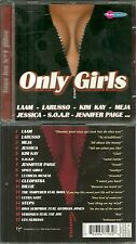 CD - ONLY GIRLS avec LAAM, KIM KAY, JESSICA, MEJA, SPICE GIRLS, LARUSSO, ...