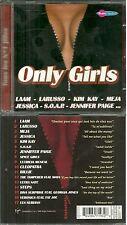 CD - ONLY GIRLS avec LAAM, KIM KAY, JESSICA, MEJA, SPICE GIRLS, LARUSSO, ...