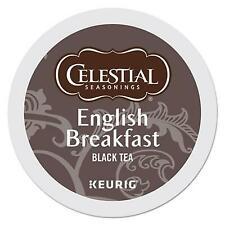 celestial english breakfast black tea keurig k-cups 96 count -FREE SHIPPING