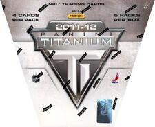 2011-12 Panini Titanium Hockey Hobby Box
