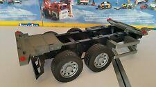 Bruder contenedor chasis, Traje, Wedico, Tamiya RC 1/14, 1/16 camiones de conversión.