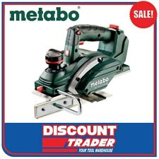 Metabo 18V Lithium-Ion 82mm Cordless Planer HO 18 LTX 20-82 - 602082890