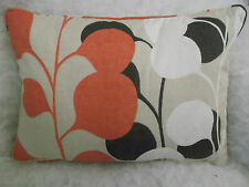 "POD BY HARLEQUIN OBLONG CUSHION 20"" X 14 ""(51 CM X 36 CM) ZIP OFF COVERS"