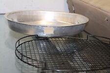 Dazey NUTRI-BROIL Indoor Smokeless  Broiler/Grill 26211 replacement pan + grid
