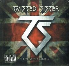 TWISTED SISTER - Live at the Astoria (Cd + DVD / Brand new & sealed)