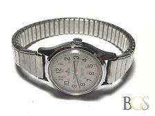 Vintage Ladies LORUS Quartz Wristwatch - Unique Dial - Must See! FREE S&H