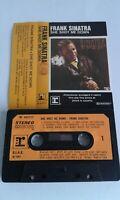 Frank Sinatra  She Shot Me Down.  10 Songs On Cassette  1981. Stereo. S.I.A.E.