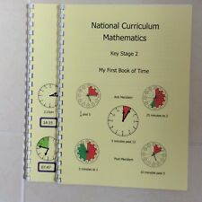 National Curriculum Key Stage 2  Time Books 1 & 2