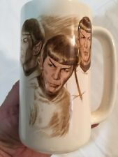 Mr Spock Star Trek Limited Edition Collector's Mug by Susie Morton