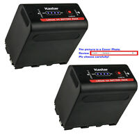 Kastar NP-F980 Battery Replace for Atomos NP-F970 F960 Atomos Shogun Battery