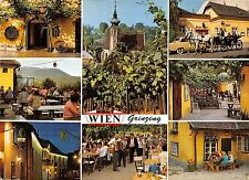 BR13549 Wien Grinzing World famous Wine Tavern   austria