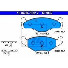ATE Bremsbelagsatz Scheibenbremse SEAT CORDOBA (6K1 6K2)  SEAT CORDOBA Vario (6