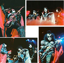 KISS Live in concert 'Unmasked' 1980! 60 Unrepeatable LIVE PHOTOS! Gene Simmons