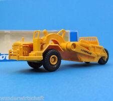 Roco h0 1404 caterpillar schürfkübelzug amarillo-naranja ho 1:87 OVP umex