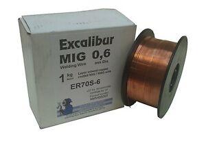 0.6mm 0.7kg MIG Welding Wire ER70S-6 Mild Steel SG2 MIG Wire Not 1kg