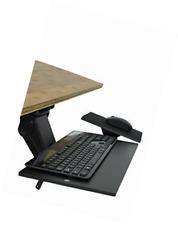 Pappagallini ergonomia KT1 In-Desk per tastiera computer con inclinazione negativa-BL
