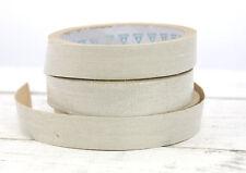 (0.64€/m) Fabric Cotton Tape Scrapbooking Stoff Papier Klebeband
