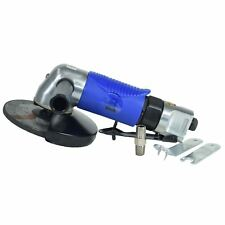 "5"" 125mm Air Angle Grinder Grinding Cutting Cutter 10,000 RPM And Disc Bergen"