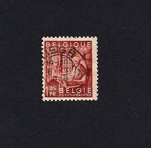 Belgium 1948-1949 National Industry  1.35 Fr (D3)