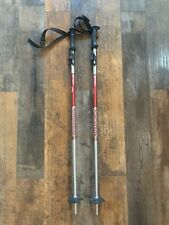 Rossignol 7075 Alloy Adjustable Ski Poles
