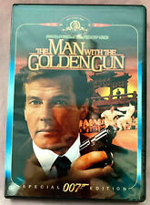 The Man with the Golden Gun Movie 2000 DVD Widescreen Special 007 Edition NEW