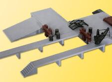 Kibri Kit 38620 NEW HO ACCESSORIES SET LOADING RAMPS
