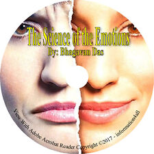 The Science of the Emotions - Book on CD – By Bhagavan Das ©1908