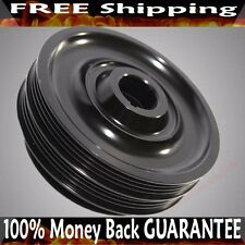 BLACK Crank Pulley for B SERIES ONLY 94-01 Integra 88-00 Civic 88-91 CRX B16A