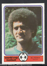 Monty Gum World Cup 1982 Football Card No 66 - Janvion - France