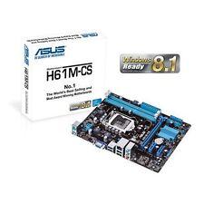 Asus H61M-CS LGA 1155 Micro ATX Intel Motherboard