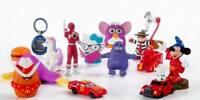 McDonald's 40th anniversary happy meal toys retro remake