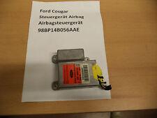 Ford Cougar 2.5 V6 Air Bag Steuergerät 98BP14B056AAE