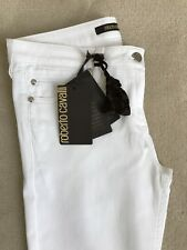 Roberto Cavalli Ladies White Trouser Size UK10 - BNWT RRP £460