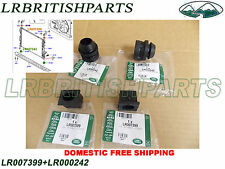 LAND ROVER RADIATOR INSULATOR UPPER LOWER LR2 RANGE R EVOQUE LR007399+LR000242