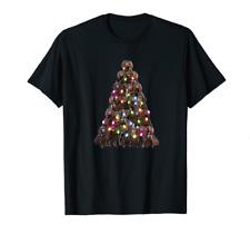 Boykin Spaniel Lovely Tree Boykin Spaniel Lover Black Men and Women T-Shirt