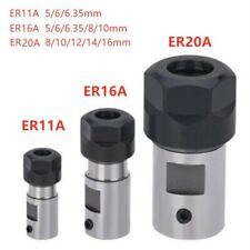 Er11er16er20 Collet Chuck Motor Shaft Extension Rod Adapter Spindle Cnc Mill