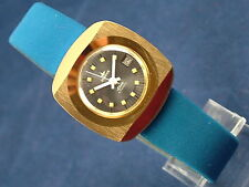 Vintage Ladies Dugena Elite Automatic Watch 21 jewel NOS Old Stock Circa 1970s