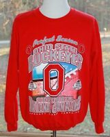 Gildan Large Ohio State Buckeyes Football Perfect Season National Champions (AG)