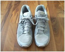 Men's Nike® Lunarflash+ Light Gray Running Style Athletic Shoe US size 10