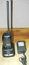 ICOM IC-F3GS-2 Two Way RADIO, Charging Base,Power Supply,Good Battery VHF